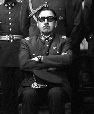Şili Diktatörü Pinochet, kısa hikayeler