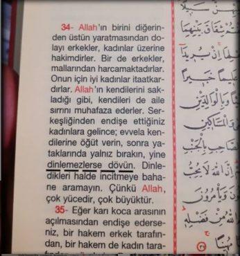 Nisa 34  İslamda Kadının Yeri  Çarpık bir Erkek Modeli