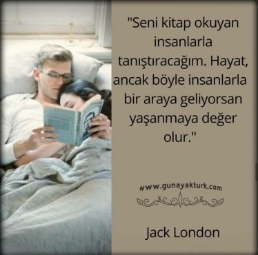 kitap alıntıları, kitap sözleri, jack london