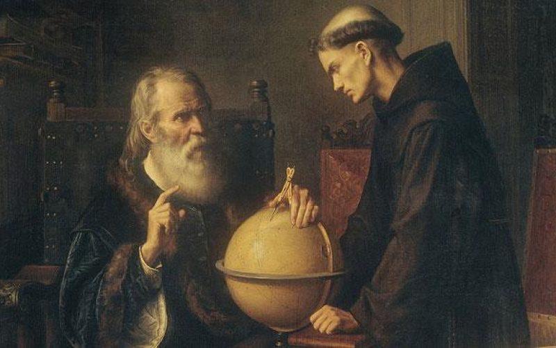 Galileo Galilei, bilim insanları