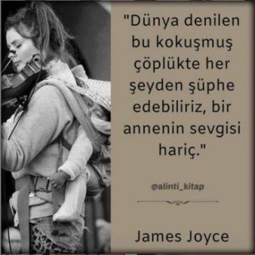 james joyce, kitap alıntıları, kitap sözleri, günay aktürk,