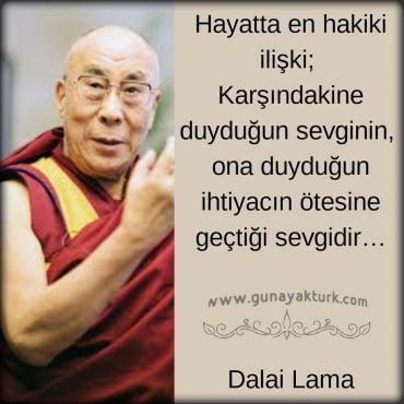 kitap alıntıları, kitap sözleri, dalai lama, günay aktürk