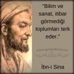 ibni sina, kitap alıntıları, kitap sözleri, günay aktürk
