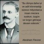 abraham flexner, kitaplardan alıntılar