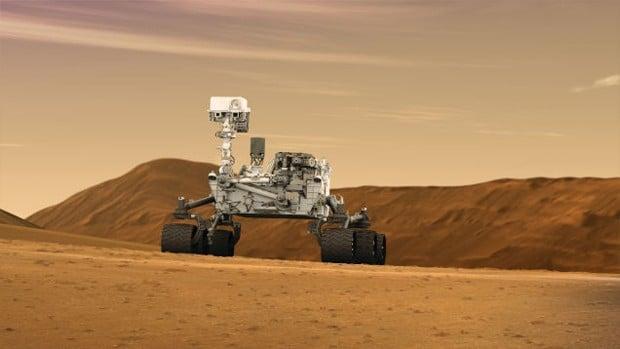 Mars araştırmaları - hayat var mı